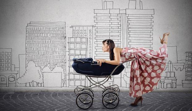 Çalışan anneden çözüm sunan anneye!