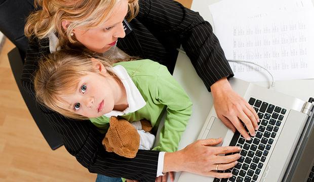 Çalışan bir anne olmanızın çocuğunuza faydaları