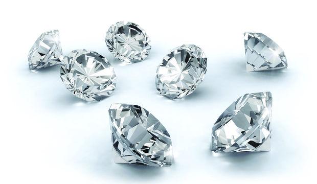 Dünyada bolca elmas var!