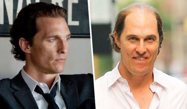 Binbir surat Matthew McConaughey