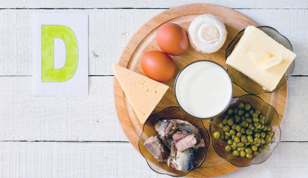 D vitamini eksikliği belirtileri nelerdir?