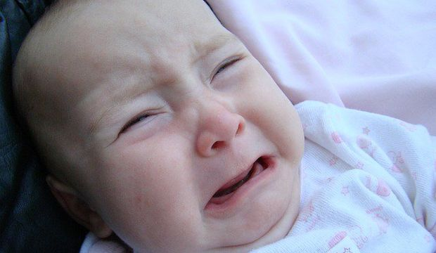 Bebeğim sürekli çığlık atıyordu...