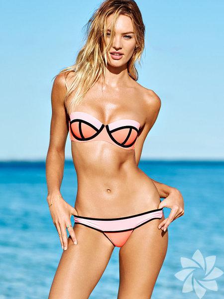 Bikini İki parçalı bir deniz giysisi olarak tarif edilen bikini ilk olarak I. Dünya Savaşı sonrası Fransa plajlarında görüldü. Louis Réard tarafından 5 Temmuz 1946 yılında Paris'te tanıtılan bikini adını Büyük Okyanus'taki Bikini Adası'ndan aldı.