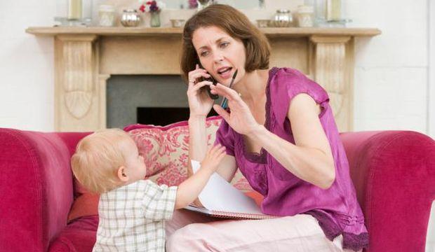 Dikkati dağınık bir ebeveyn misiniz?