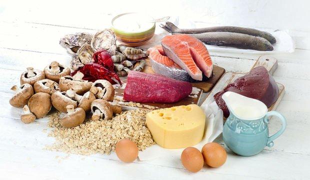 B12 eksikliğiniz varsa bunları yiyin!