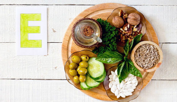 Gelelim E vitamininin faydalarına