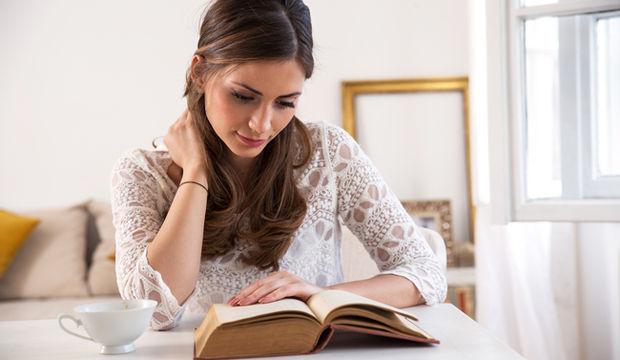 Kurgu romanlar zihin okuma becerilerini geliştiriyor!