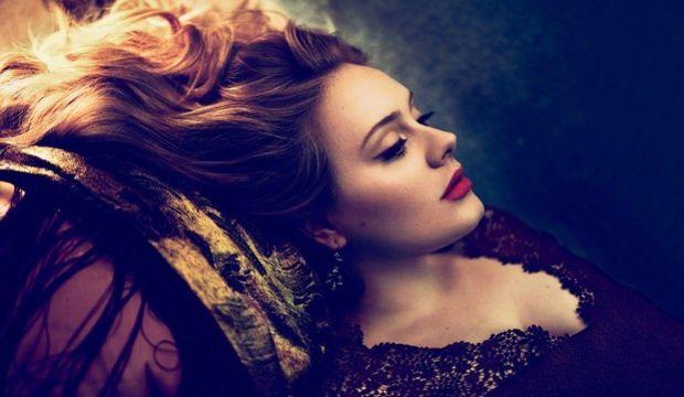 Adele'den yeni rekor
