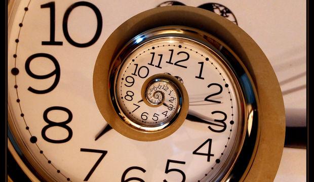 Saatler bugün geri alındı!