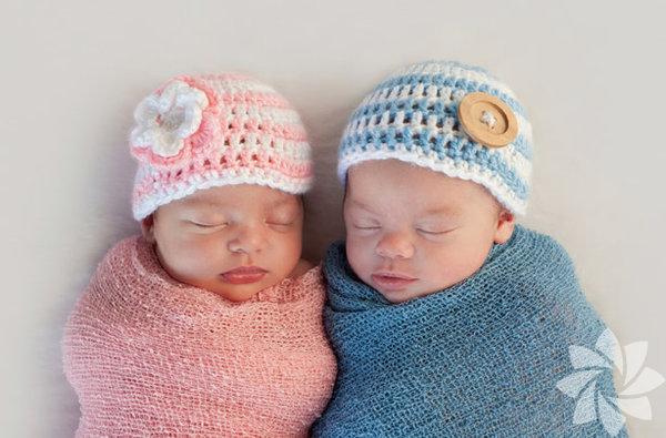 1. En uzun arayla doğan ikiz bebekler, 87 gün arayla doğmuştur.