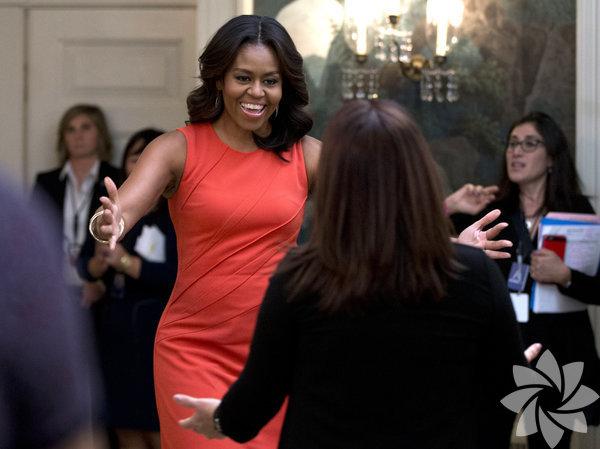 ABD Başkanı Barack Obama'nın eşi Michelle Obama, geçtiğimiz günlerde Beyaz Saray'da bir etkinliğe ev sahipliği yaptı.