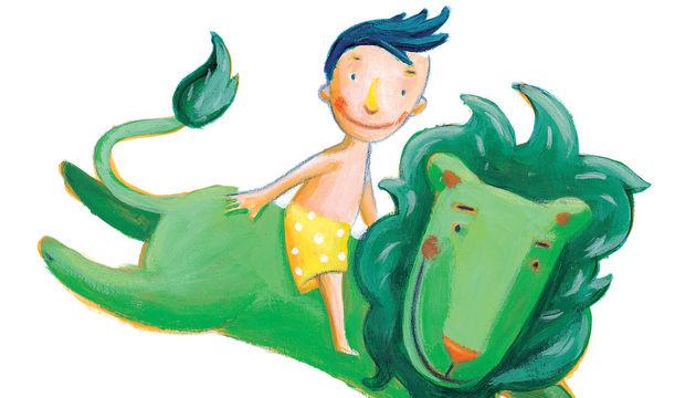 Okumaya yeni başlayanlar için: Yeşil Aslan