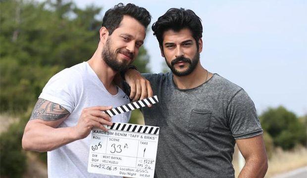 Murat Boz ile Burak Özçivit aynı filmde!