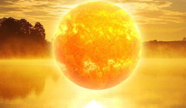 Güneş Yay burcunda
