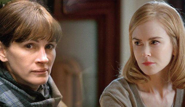 Julia Roberts ve Nicole Kidman bir arada