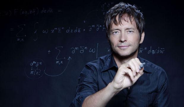 Edward Frenkel: Aşk için bir matematik formülü bulmak zor