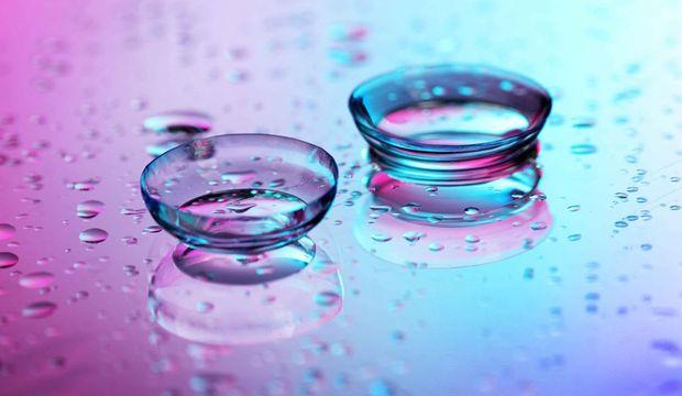 Kontakt lens renkleri nelerdir?