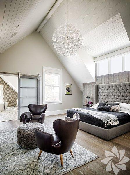 yatak odasını modern döşemenin yolları