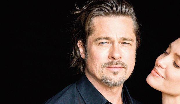 Brad Pitt: 'İşte benim karım!'