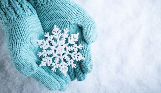 Ellerinizi soğuktan koruyun