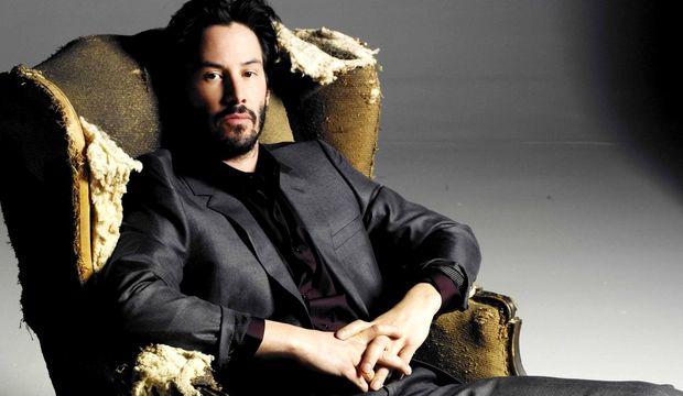 Keanu Reeves: Malikânesi olmayan ünlülerdenim