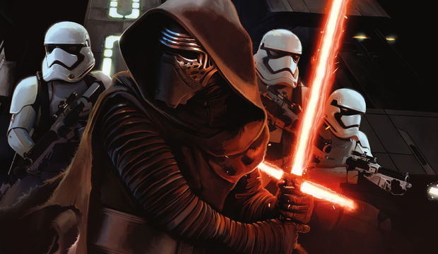 """""""Star Wars: Güç Uyanıyor"""" nihayet vizyonda!"""