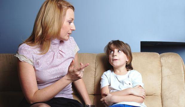 Çocuğunuz sözünüzü mü kesiyor?