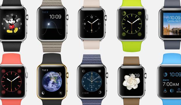 Çıkarasım yok: AppleWatch!