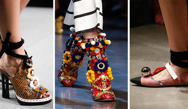 2016'da öne çıkacak 6 ayakkabı trendi