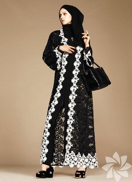 Dolce & Gabbana Abaya Koleksiyonu