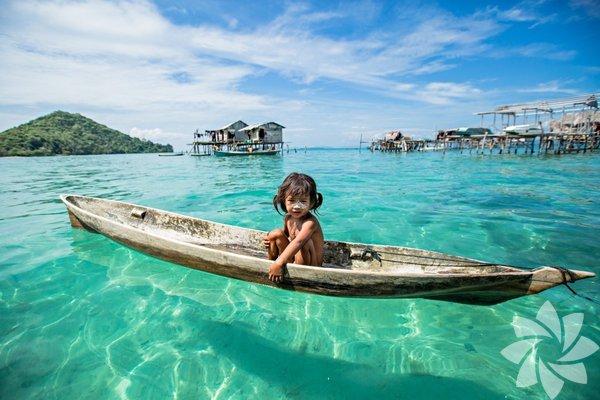 Fransız fotoğrafçı Rehahn Güneydoğu Asya'da yaşayan Bajau Kabilesi'ni fotoğrafladı.