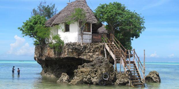 Doğanın armağanı 15 inanılmaz ev
