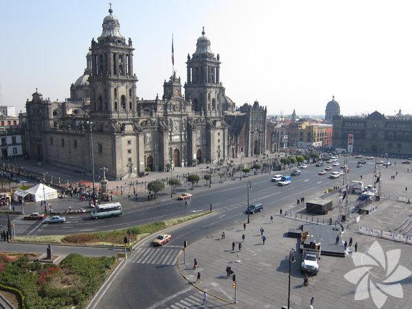 Meksiko Şehri, Meksika