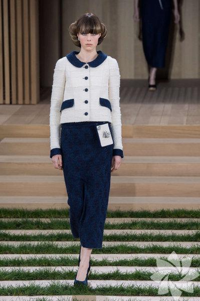 Chanel İlkbahar / Yaz 2016 Haute Couture Koleksiyonu