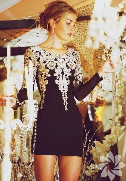 Pinterest'ten sevgililer günü elbise önerileri