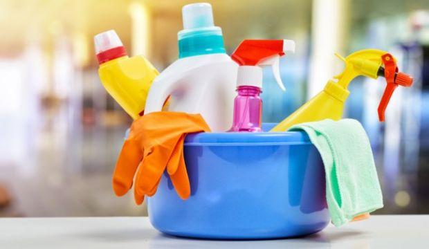 Mutfak dolapları nasıl temizlenir?