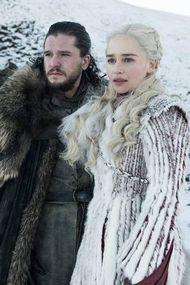 Game of Thrones 8. sezondan yeni fotoğraflar