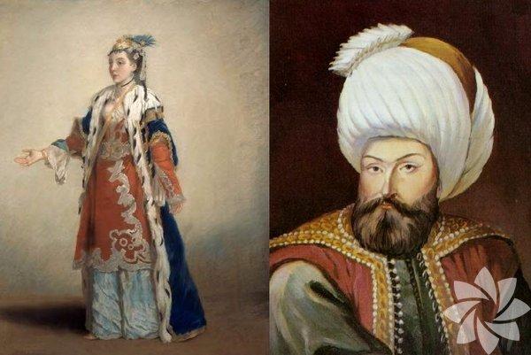 I. Osman'ın (1299-1326) annesi Halime Hatun  Osmanlı İmparatorluğu'nun ilk padişahı, Ertuğrul Gazi'nin oğlu I. Osman'ın annesi Halime Hatun'dur. Naaşı Bursa'nın Söğüt ilçesindeki Ertuğrul Gazi türbesindedir.