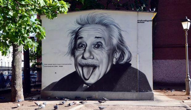 Yeni neslin Einstein'ı