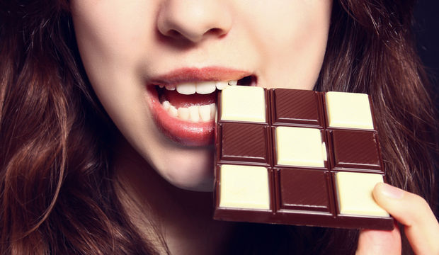 Daha çok çikolata yiyin çünkü...