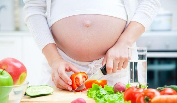 Hamilelikte her öğün değerlidir!