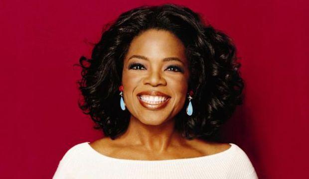 Oprah'tan hayata tutunma dersleri