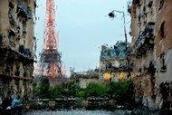 Yağmurun şehirlere yansıyan muhteşem halleri