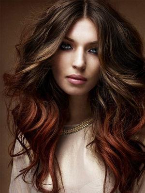 Esmerlere Yakışan Saç Renkleri Hangileridir Hthayat
