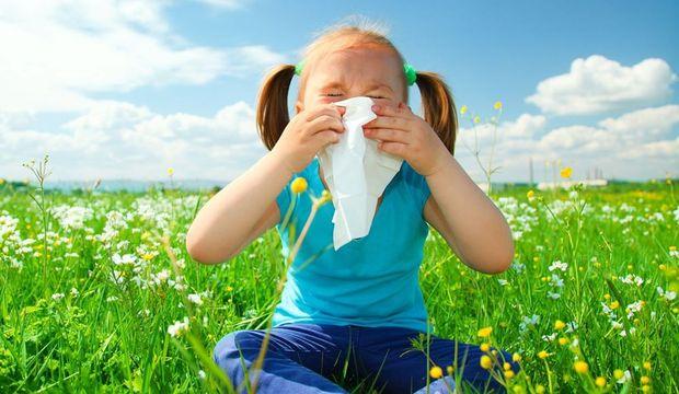 Mevsimsel grip çocuklarda sinüzite sebep olabilir