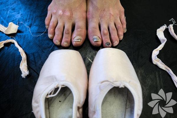 balerinlerin hayatı