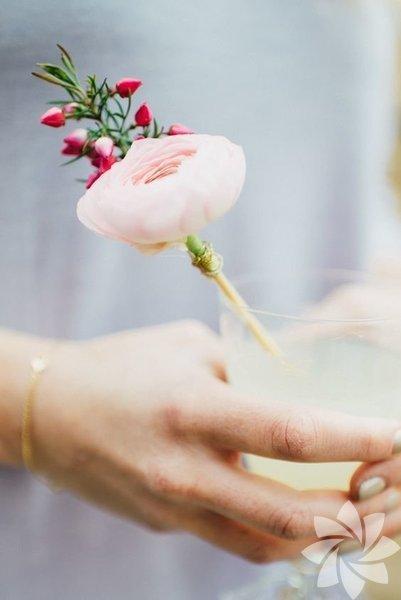 İlkbahar düğünlerinden rengarenk kareler