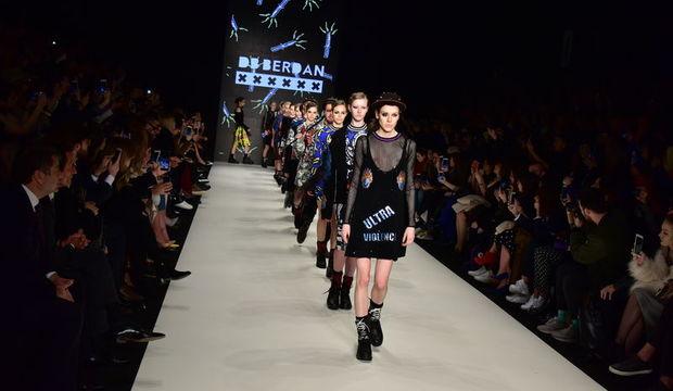 İstanbul'da moda konuşuldu