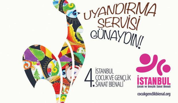 İstanbul sanatla uyanıyor!