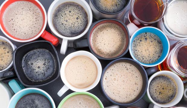 Hangi içecekte ne kadar kafein var?